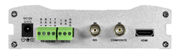 VS-104D-3GSDI back panel