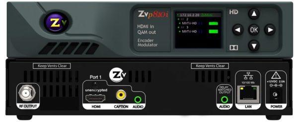 zvpro800 Encoder Modulator
